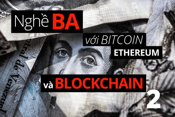 Nghề Business Analyst với blockchain