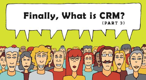 CRM hoạt động như thế nào? (P3)